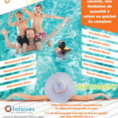 Convention O² Falaises complexe aquatique