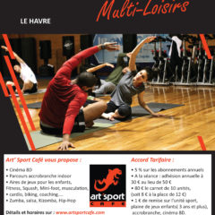 Convention Multi-loisirs, Art' Sport Café