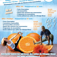 Convention Orange Bleue
