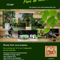 Convention : Parc de loisirs Woody Park