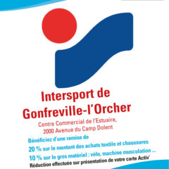 Convention Intersport Gonfreville L'Orcher
