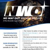 Convention Escape Game No Way Out